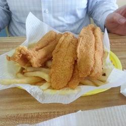 Catfish basket seafood yelp for El paso fishing
