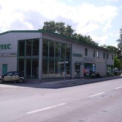 Gartec Garten-Technik-Zentrum Berlin-Brandenburg, Berlin