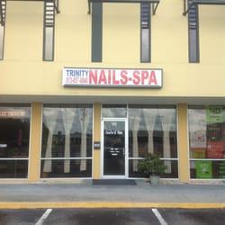 Trinity Nail Spa Brandon Fl