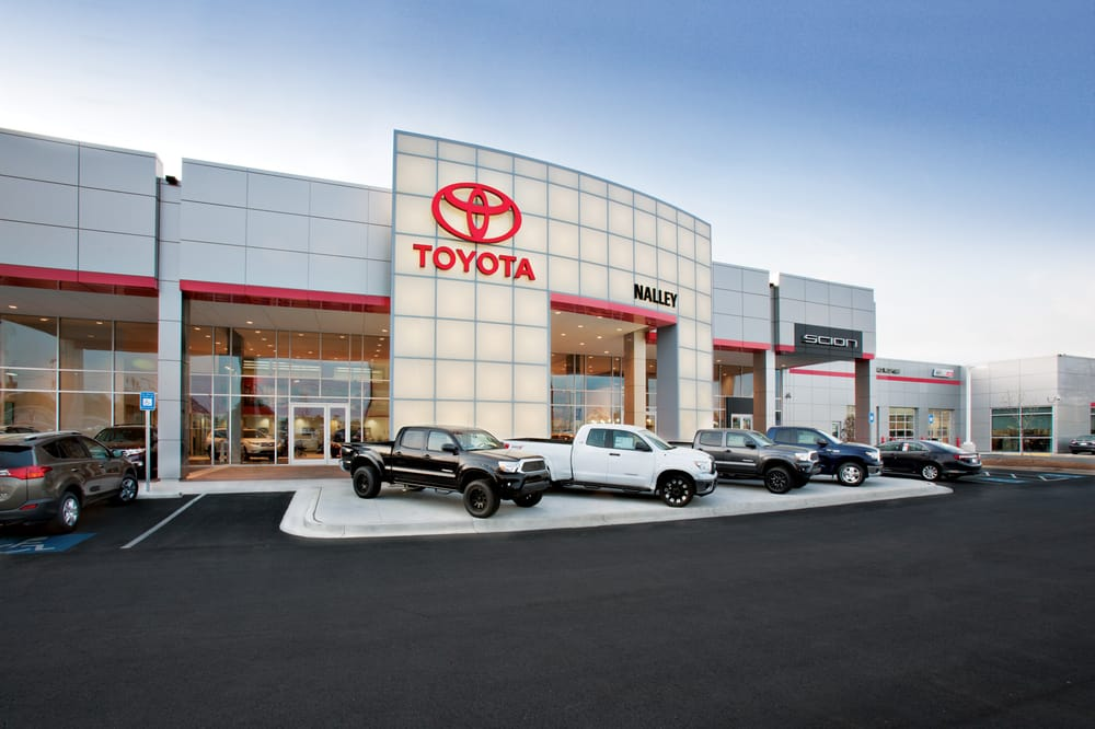 Nalley Toyota Of Roswell 20 Photos Auto Repair 11130
