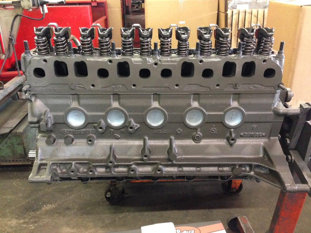 Jeep 4 0l inline 6 engine yelp for Motor machine shop near me