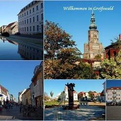 Der Blonde Hans, Greifswald, Mecklenburg-Vorpommern