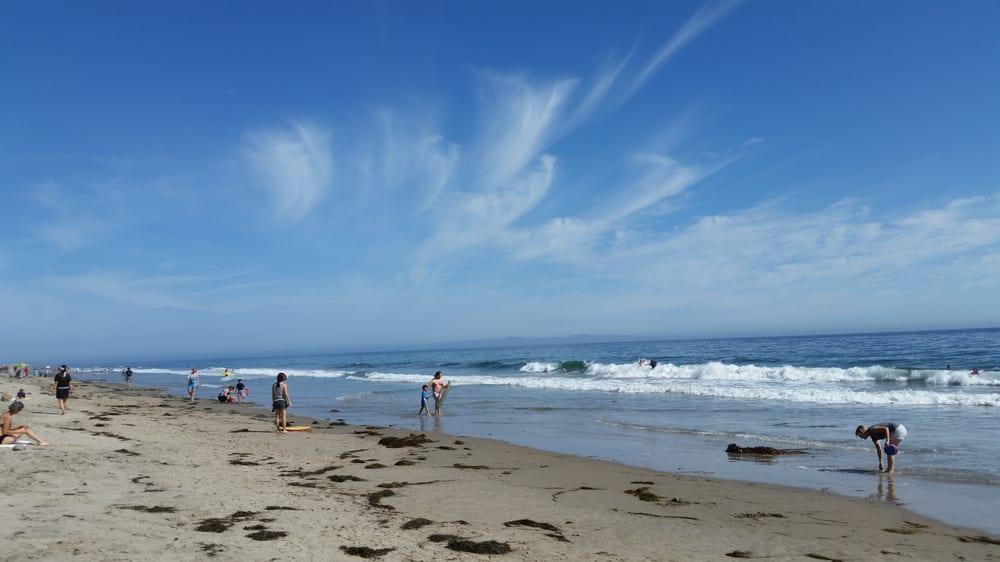 Capitan Beach Goleta Ca