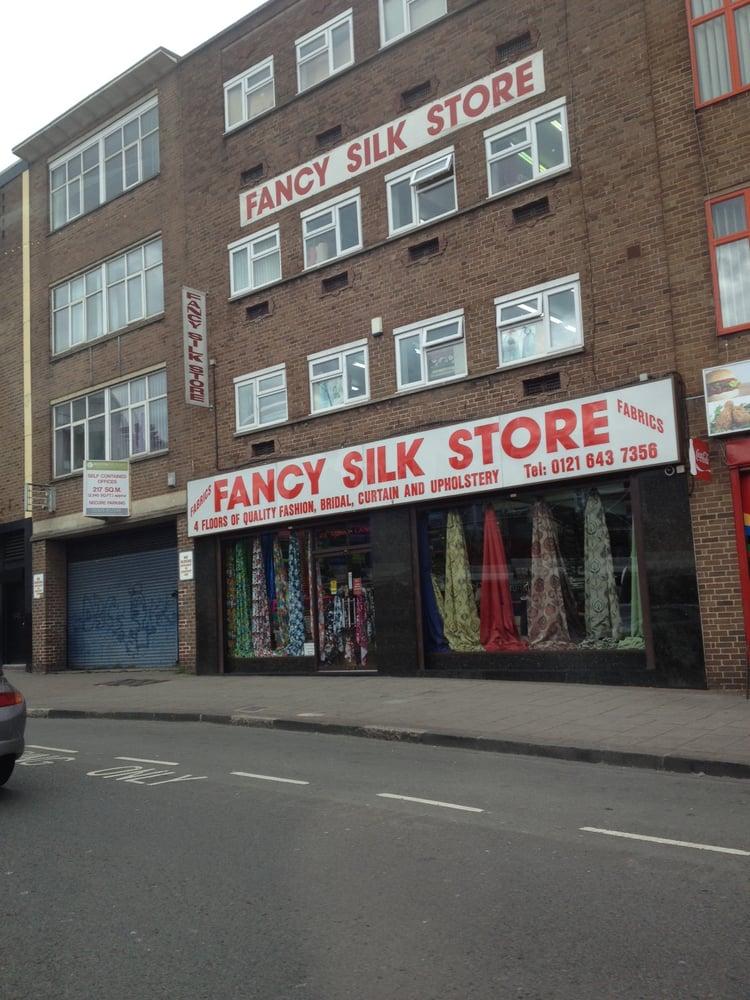 Fancy silk store birmingham fabric haberdashery for Craft stores birmingham al