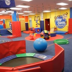 My Gym Children's Fitness Center has relationships with third-party sources which offer financing to cover the following: franchise fee, startup costs, equipment, inventory My Gym was founded in.