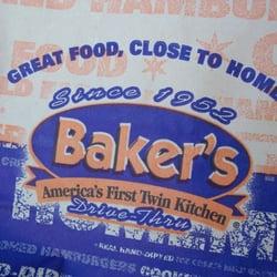Bakers Fast Food In Riverside Ca