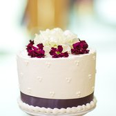 Patty's Cakes and Desserts - Fullerton, CA, United States. Cake from my wedding.