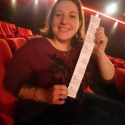 Gaumont Wilson - Toulouse, France. Marathon Hunger Games, quasiment 7h de cinema avec le 1, le 2 et l'avant première de la 1ère partie du 3ème volet !