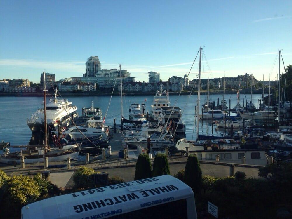 Coast Harbourside Hotel Victoria Bc Canada