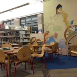 Maribelle Davis Library - Plano, TX, États-Unis. Children's area