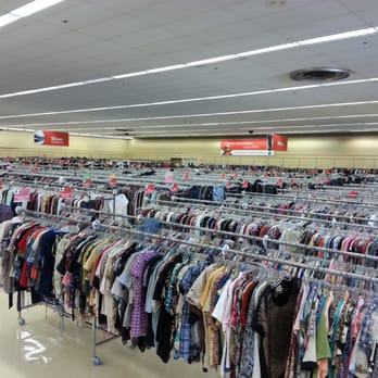 Savers clothing store Clothing stores