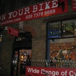 On Your Bike, London