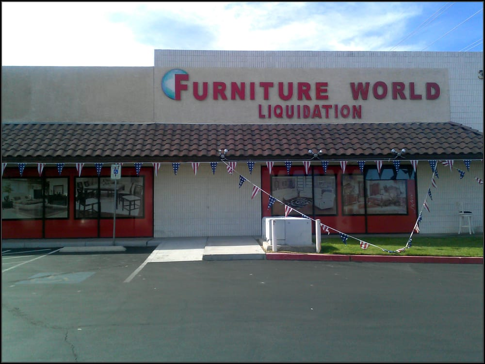 Furniture Stores Las Vegas Near Me