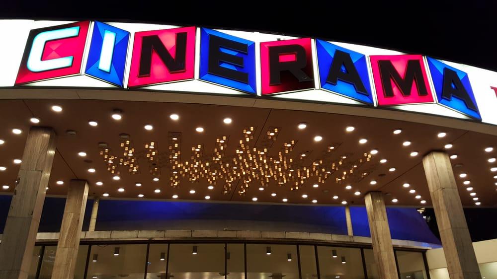 Krikorian movie theater chino