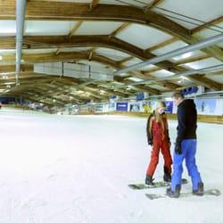 Skihalle Piste 2