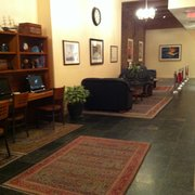 Harborside Inn - ground floor - Boston, MA, Vereinigte Staaten