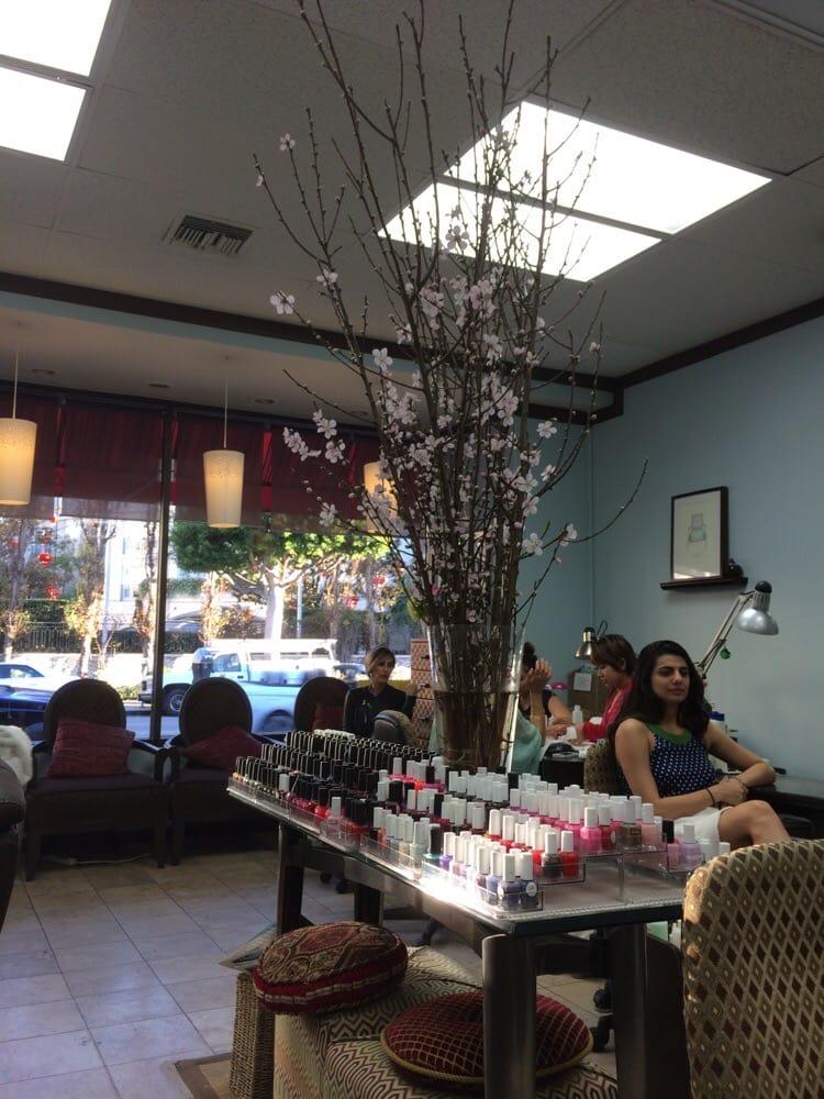 Polish Nail Salon Hair Removal Beverly Hills Ca Yelp