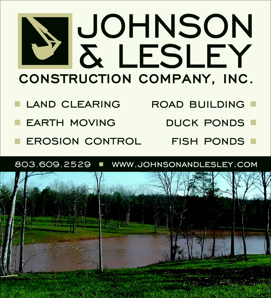 Johnson And Lesley Construction Company Contractors
