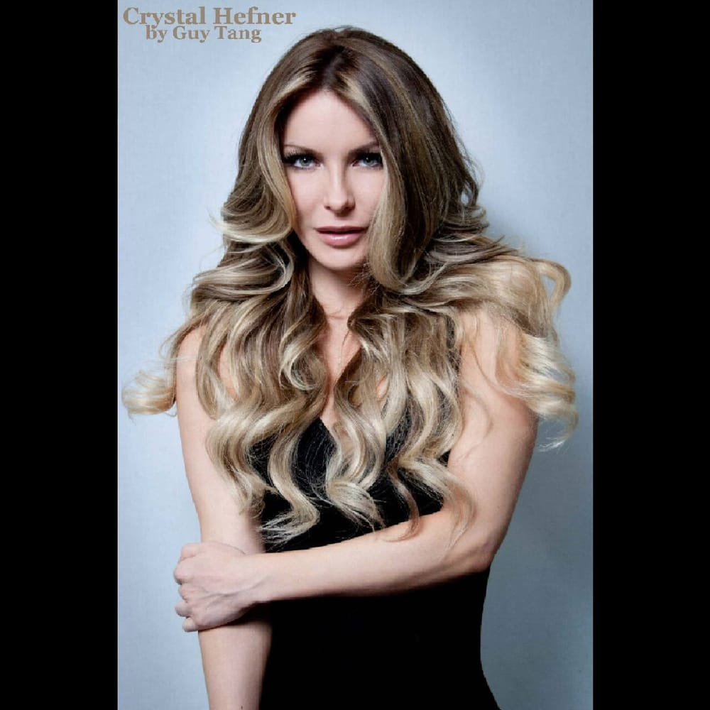 Crystal Harris Hefner Ombre By Guy Tang Yelp