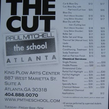 Paul mitchell the school atlanta 18 photos 53 reviews for 3 13 salon marietta ga