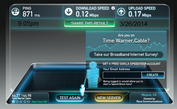 Time Warner Cable Company Mass Media Palm Desert Ca