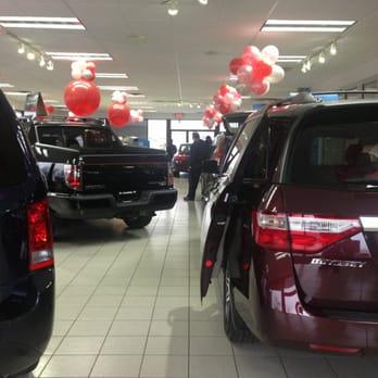 Lindsay honda car dealers columbus oh yelp for Lindsay honda service department