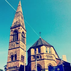 Oran Mor on a sunny day