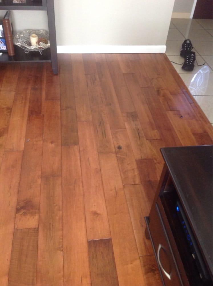 800 floors 12 photos flooring tiling willow glen for Solid wood flooring near me