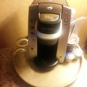 Golden Nugget Hotel & Casino - For you coffee lovers, a Keurig. - Laughlin, NV, Vereinigte Staaten