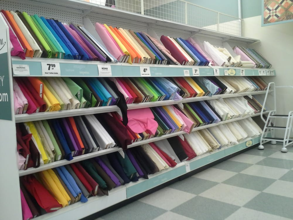Jo ann fabric and craft fabric stores fremont ca for Fabric sellers