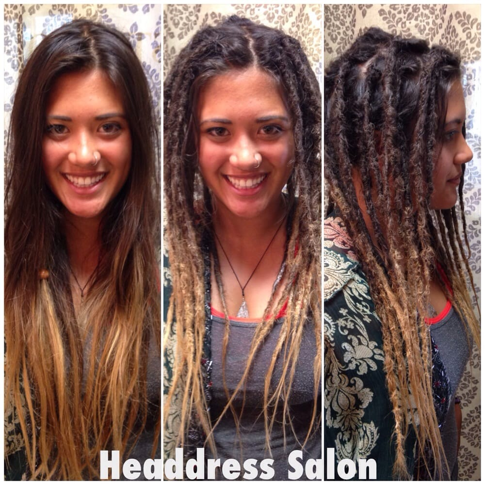 Dreadlocks Extensions Before And After Www Imgkid Com