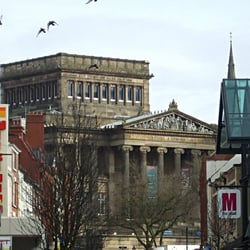 Harris Museum & Art Gallery, Preston, Lancashire