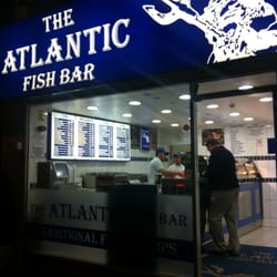 The Atlantic Fish Bar, Manchester, UK