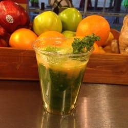 City Market - Freshly squeeze vegetable and fruit juices - Memphis, TN, Vereinigte Staaten