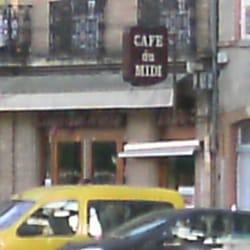 Café du midi, Toulouse