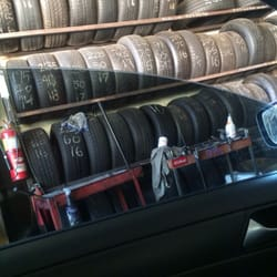 Garcias Tire Shop >> Tire Shop Garcia Tire Shop
