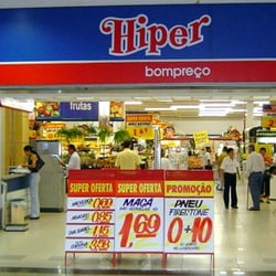 Hiper Bompreço, Campina Grande - PB