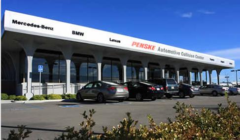Penske Mercedes Service Advisors