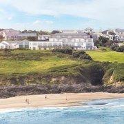 Crantock Bay Hotel, Newquay, Cornwall