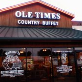 Ole Times Country Buffet, Statesboro, Georgia. likes · 4, were here. Buffet Restaurant4/5(41).