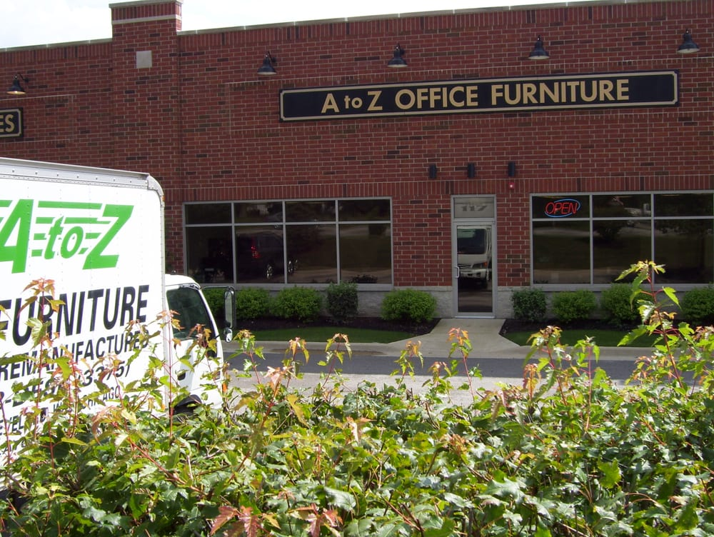 A To Z Office Furniture Office Equipment West Chicago