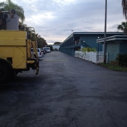 Americas Best Value Inn - A realistic view of where you would actually stay. - Fort Myers, FL, Vereinigte Staaten