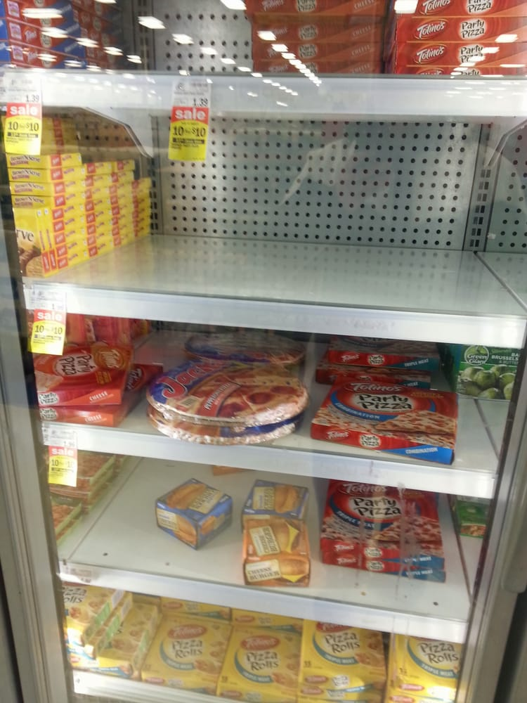 Sterling Heights (MI) United States  city pictures gallery : Meijer Sterling Heights, MI, United States. Frozen pizza endcap ...