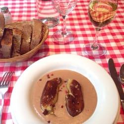 Foie gras poêlé. Increíble!!