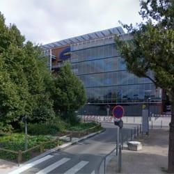 UGC Ciné Cité Internationale - Lyon, France. UGC Ciné Cité Lyon Quai Charles de Gaulle