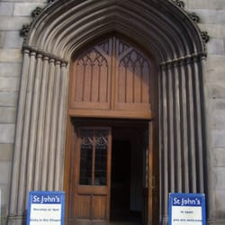 St Johns Episcopal Church, Edinburgh