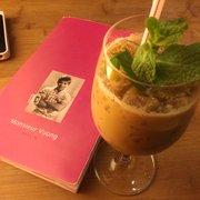 Cafe sa đá - Vietnamese coffee - €3,80