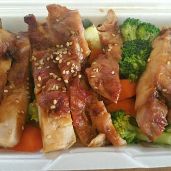 Island Grill - Los Alamitos, CA, United States. Grilled Chicken and ...