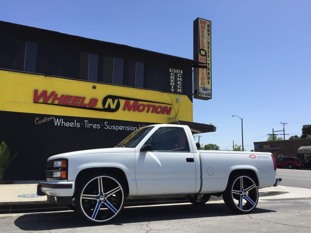 Chevy Silverado On Irocs   Autos Post
