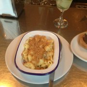 Mac and cheese with salt Beef!